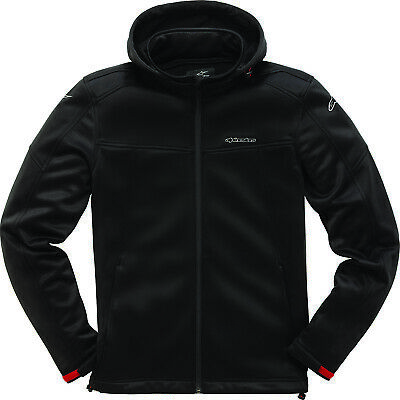 Alpinestars Stratified Men's Casual Microfleece Jacket with Hood