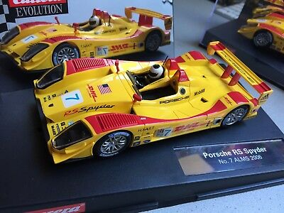 "Carrera Evolution Porsche RS Spyder ""No.7 ALMS 2006"",NEU,OVP,Art.27204"