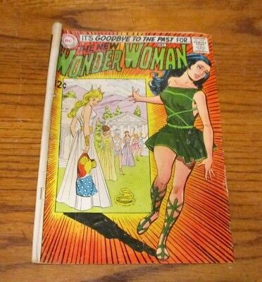 Wonder Woman # 179 - Dc - December 1968 - Wonder Woman's Last Battle