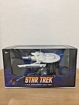 Hot Wheels STAR TREK U.S.S. Saratoga NCC-1867  2008