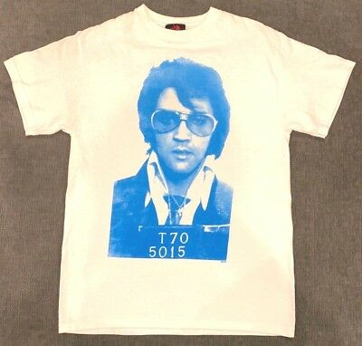 Elvis Presley WITH THE BAND Licensed Adult T-Shirt All Sizes