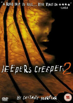 Jeepers Creepers 2 Dvd New Region 2 2003
