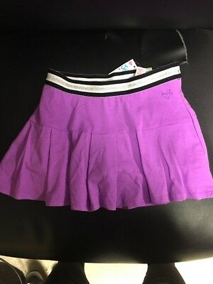 Girls NWT Justice Purple Skirt Size 7