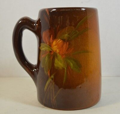 Vintage Arts and Crafts Pottery Mug (Weller or Rookwood Style)