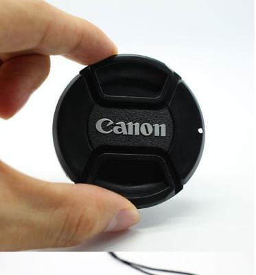 1 X  New 58mm Front Lens Cap for CANON
