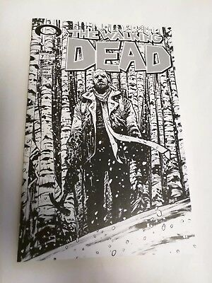 The Walking Dead #7 Blind Bag B&W Variant NM 1st Appearance of Tyreese