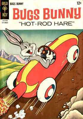 Bugs Bunny (1942 series) #107 in Good + condition. Dell comics