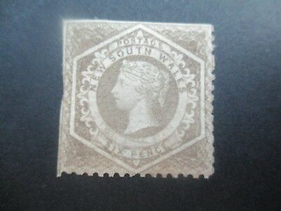 NSW Stamps: 6d Diadems Mint with gum   (k19)