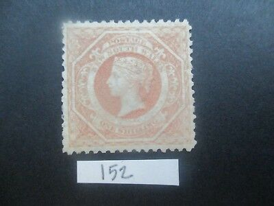 NSW Stamps: 1/- Red Diadems Mint   (k22)