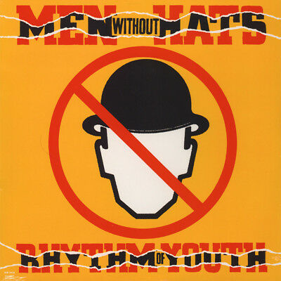 Men Without Hats - Rhythm Of Youth (Vinyl LP - 1983 - US - Reissue)