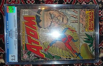 Atom 1 CGC 2.5 OW pages