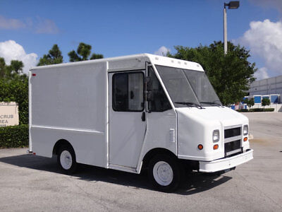 1999 Workhorse P30 Step Van Cargo Delivery Food Ice Cream Box FL Truck Gas V6