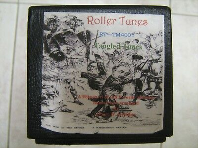 Roller Tunes Piano Music Roll #RT-TM4001 Tangled Tunes - 108 Different Melodies