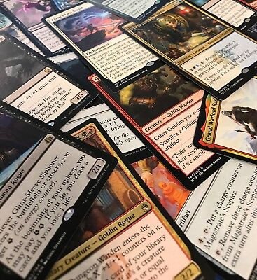100 MTG Magic: The Gathering ALL RARES Collection Lot Mint RARES ONLY Fast Ship
