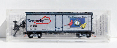 MTL N Scale Kentucky State Car. Road # KY 1792. New.