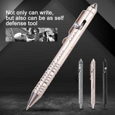 Portable Defenses Multi-function Tactics Pen Glass Breaker Pens Refill Pen ZH