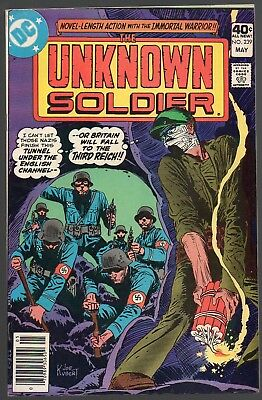 Unknown Soldier #239 Gorgeous VF/NM FREE S/H