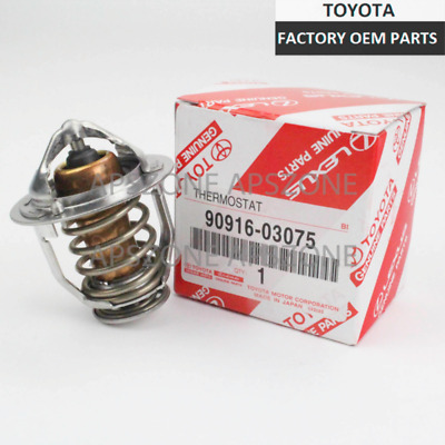 Genuine Toyota Lexus Tacoma Camry Tundra 4Runner T100 Thermostat Oem 90916-03075