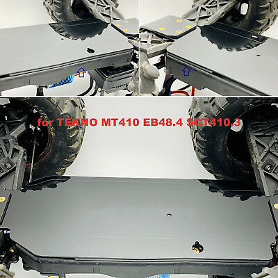 Nylon Chassis Guard Skid Plate Protector for TEKNO MT410 EB48.4 SCT410.3 RC Car