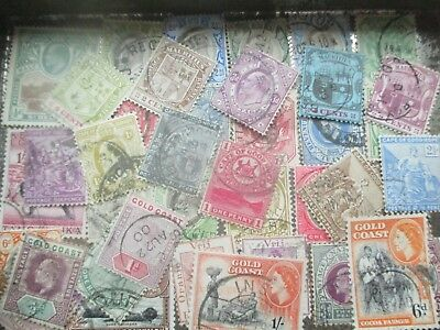 ESTATE: Old World accumulation in box as received seldom seen (5891)