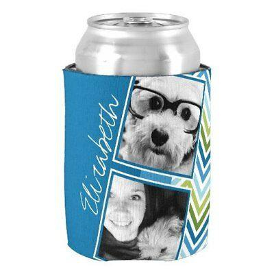 Aihesui® Custom Your Favor Design Own Photo With Lovely Dog Pattern Can Cooler