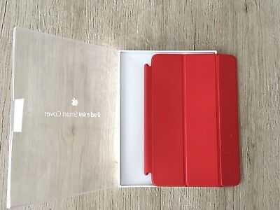 Ipad Mini Smart Cover Apple MD828ZM/A Rot Original