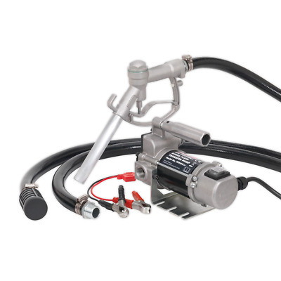 Sealey TP9624 Diesel/fluid Transfer Pump Portable 24v