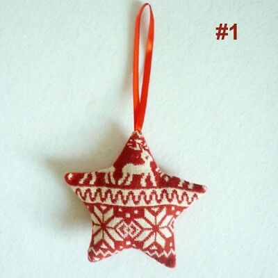 New Christmas Tree Decoration Xmas Holiday Party Hanging Ornament Decor 1#