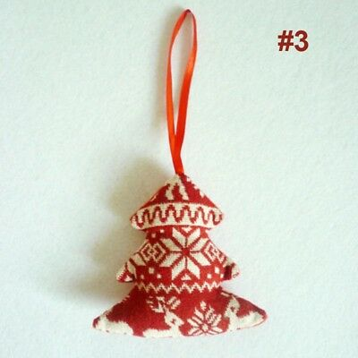 New Christmas Tree Decoration Xmas Holiday Party Hanging Ornament Decor 3#