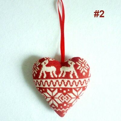 Christmas Tree Decoration Xmas Holiday Party Hanging Ornament Decor 2#