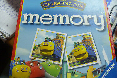 Chuggington Memory