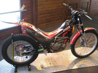 2008 Repsol  Montesa Cota 4Rt 250 Trials Bike