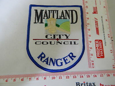 City of Maitland Council Ranger