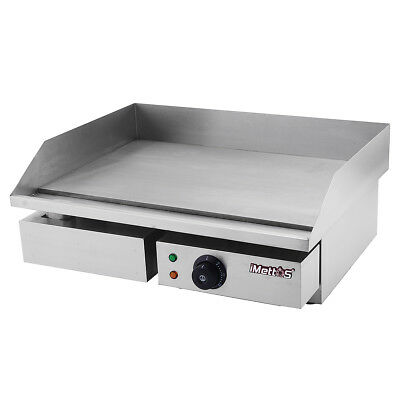 iMettos - Griddle Single Flat Top