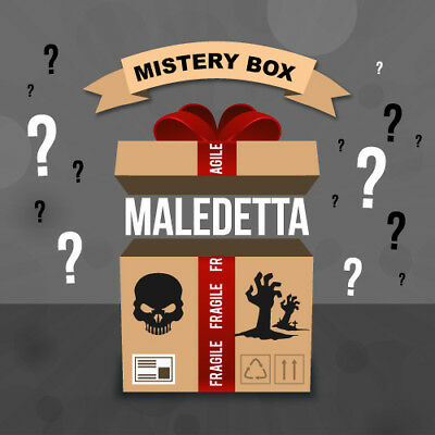 Mistery Box Maledetta Un Inferno Di Soprese For Unboxing Youtubers
