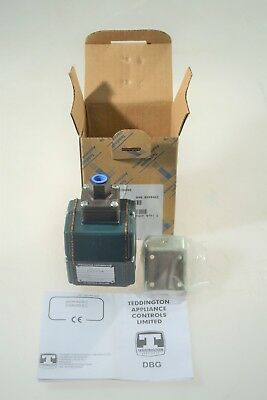 Teddington Controls Ltd DBG/TB1 Pressure Switch
