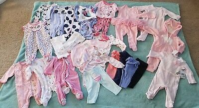 baby girl clothes 0-3, 3 months lot winter