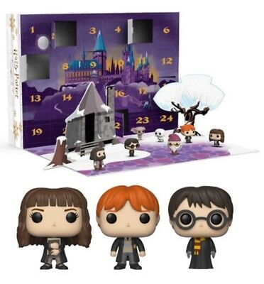harry potter advent calendar mini funko pop pre order in time for christmas