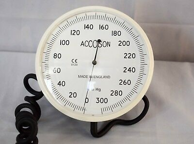 Accosson 6 Inch Aneroid Sphygmomanometers Wall Mount Blood Pressure Monitor