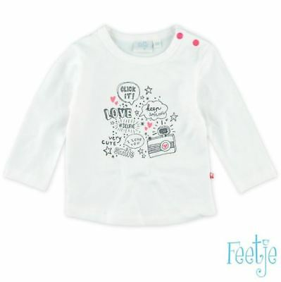 SALE !!! Feetje Shirt Langarm Click it Keep Smiling 516.00874