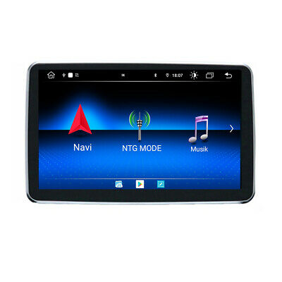 """Mercedes Benz ML350 GL550  NTG4x 9"""" Android 8.1 Touchcreen GPS Navigation USB SD"""