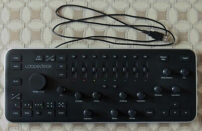 Loupedeck console for photo editing FREE P&P