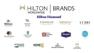 Hilton Honors Diamond Membership (90 days trial w/ 8 Stays extended to Mar 2020)
