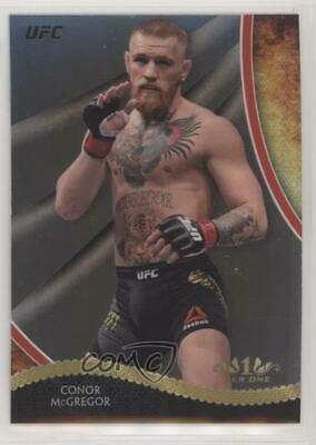 2018 Topps Chrome UFC Diamond #100 Conor McGregor MMA Card Sports Trading Cards Sports Mem, Cards & Fan Shop