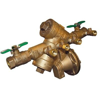 New Wilkins 34-975XL2 3/4-Inch Lead Free Reduced Pressure Backflow Preventer