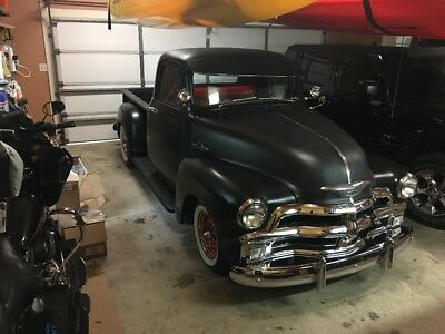 1954 Chevrolet Other  1954 Chevy 3100 truck V8 rat retro rod video bagged