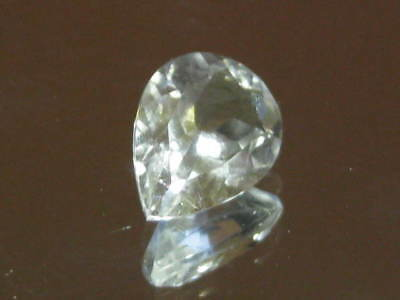 TOPAZ gemstones, PEAR CUT NATURAL AUSTRALIAN TOPAZ gemstones