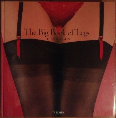 Dian Hanson - The Big Book of Legs - Isbn 9783836501180