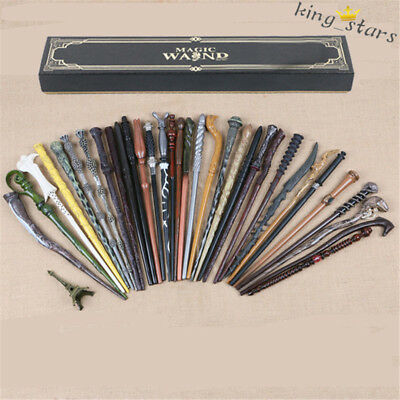 Harry Potter Magic Wands Dumbledore Wand Cosplay Props Magical Stick Gift Box