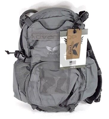 Eagle Industries Yote Hydration MOLLE Pack - wolf gray